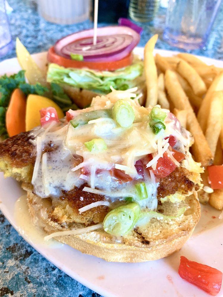 Lazy Lobster Fish Sandwich