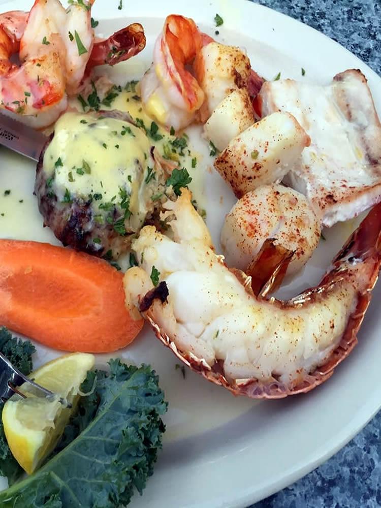 Lazy Lobster Seafood Platter